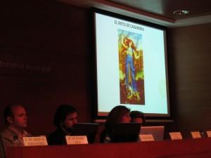 V Jornadas Tecnicas de Archivos. Málaga