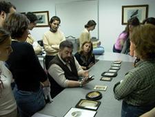 Ángel Fuentes con sus alumnos www.angelfuentes.es