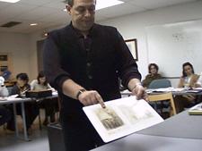Ángel Fuentes impartiendo un curso www.angelfuentes.es
